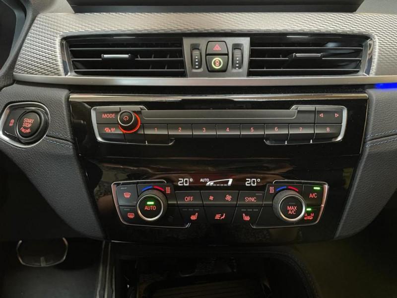 Bmw X2 xDrive 20d 190 CH BVA8 M Sport X + options  occasion à Labège - photo n°8