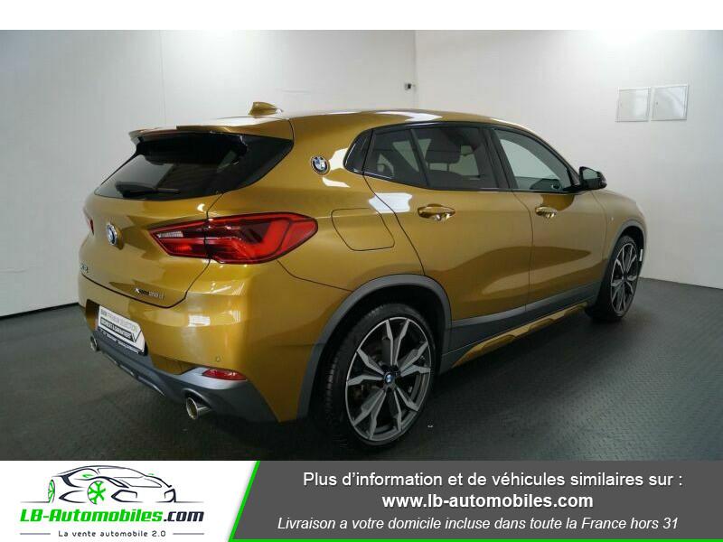 Bmw X2 xDrive 25d F39 / MSport Or occasion à Beaupuy - photo n°3