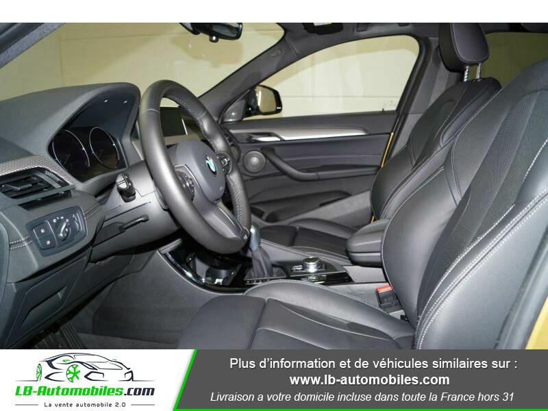 Bmw X2 xDrive 25d F39 / MSport Or occasion à Beaupuy - photo n°2