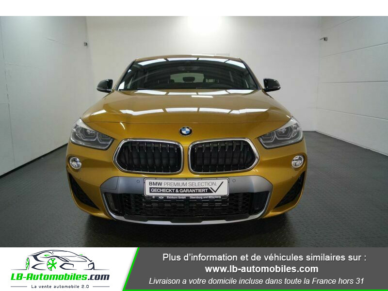 Bmw X2 xDrive 25d F39 / MSport Or occasion à Beaupuy - photo n°7