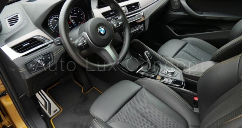 Bmw X2 xDrive20d M Sport, ACC, Toit pano, Affichage tête haute, Acc  occasion à Ersange - photo n°5