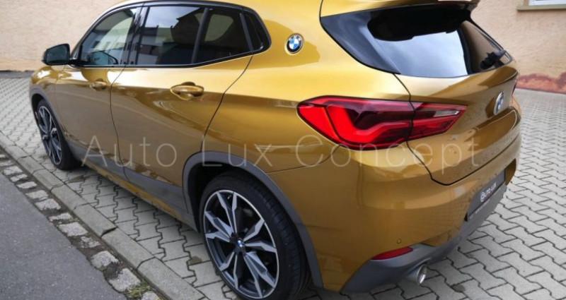 Bmw X2 xDrive20d M Sport, ACC, Toit pano, Affichage tête haute, Acc  occasion à Ersange - photo n°4
