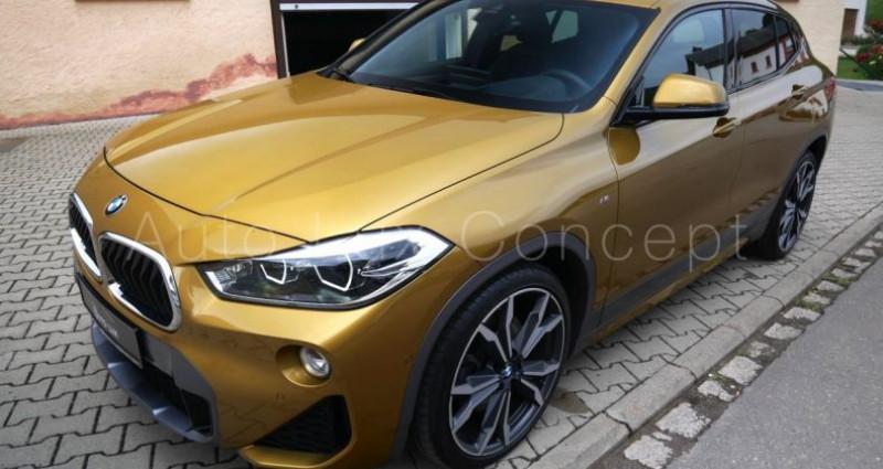 Bmw X2 xDrive20d M Sport, ACC, Toit pano, Affichage tête haute, Acc  occasion à Ersange