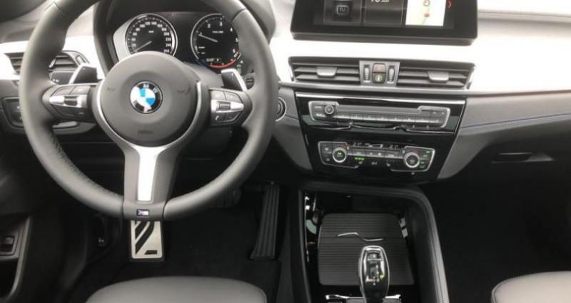 Bmw X2 xDrive20dA 190ch M Sport Euro6d-T Noir occasion à METZ - photo n°2