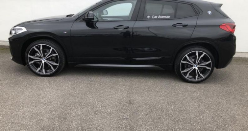 Bmw X2 xDrive20dA 190ch M Sport Euro6d-T Noir occasion à METZ - photo n°5