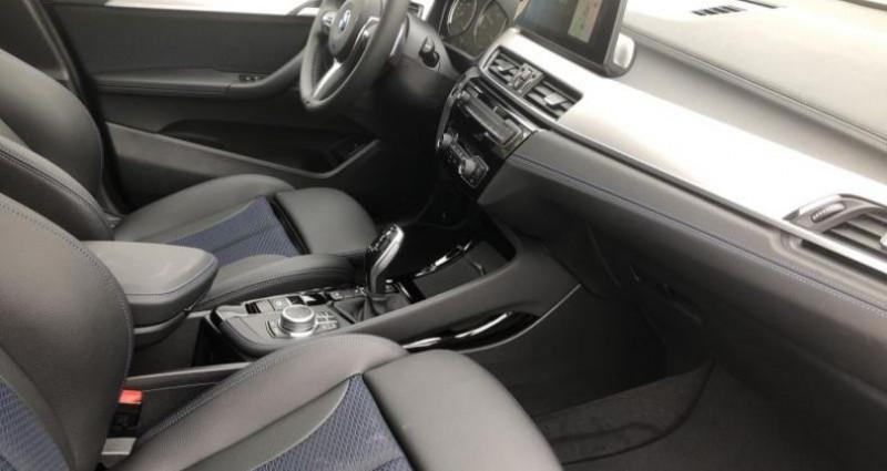 Bmw X2 xDrive20dA 190ch M Sport Euro6d-T Noir occasion à METZ - photo n°4