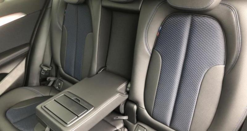 Bmw X2 xDrive20dA 190ch M Sport Euro6d-T Noir occasion à METZ - photo n°7