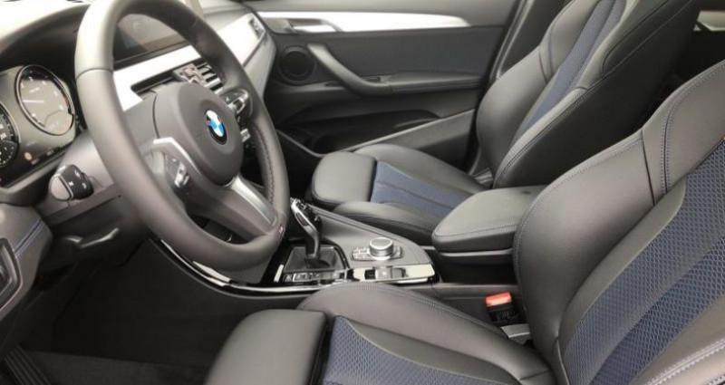 Bmw X2 xDrive20dA 190ch M Sport Euro6d-T Noir occasion à METZ - photo n°6