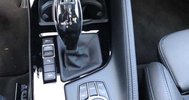 Bmw X2 xDrive20dA 190ch M Sport Euro6d-T Noir occasion à Chavelot - photo n°5