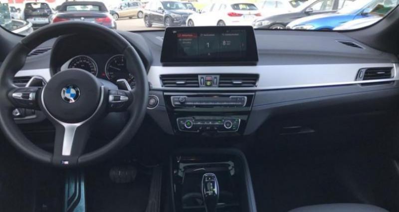 Bmw X2 xDrive20dA 190ch M Sport Euro6d-T Noir occasion à Chavelot - photo n°2