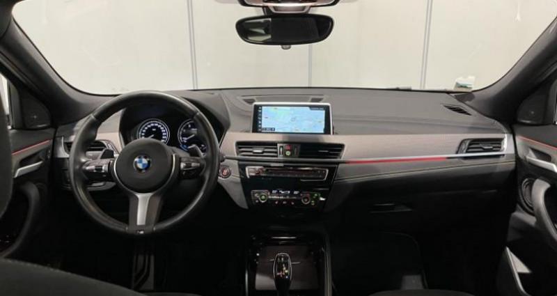 Bmw X2 xDrive20dA 190ch M Sport X  occasion à Mantes La Jolie - photo n°4