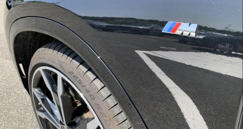 Bmw X2 xDrive20dA 190ch M Sport Noir occasion à Vert-saint-denis - photo n°3