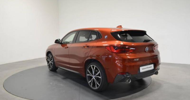 Bmw X2 xDrive20dA 190ch M Sport Orange occasion à LAXOU - photo n°5