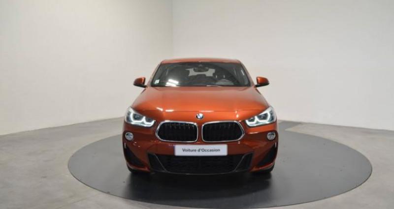 Bmw X2 xDrive20dA 190ch M Sport Orange occasion à LAXOU - photo n°7