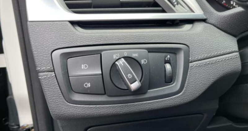 Bmw X2 xDrive20dA 190ch M Sport Blanc occasion à Terville - photo n°7
