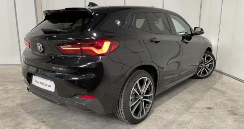 Bmw X2 xDrive25eA 220ch M Sport Euro6d-T Noir occasion à Mantes La Jolie - photo n°2