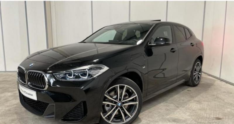 Bmw X2 xDrive25eA 220ch M Sport Euro6d-T Noir occasion à Mantes La Jolie