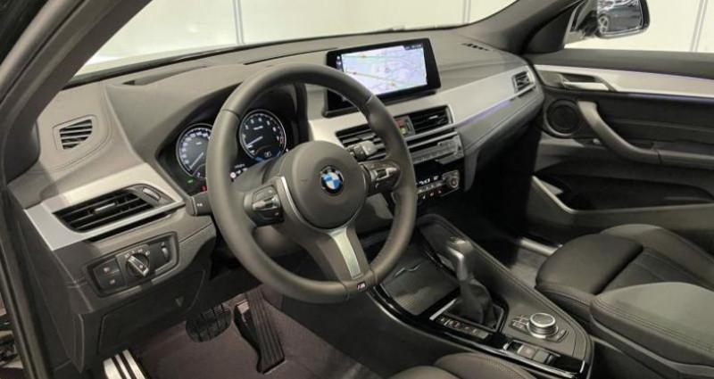 Bmw X2 xDrive25eA 220ch M Sport Euro6d-T Noir occasion à Mantes La Jolie - photo n°4