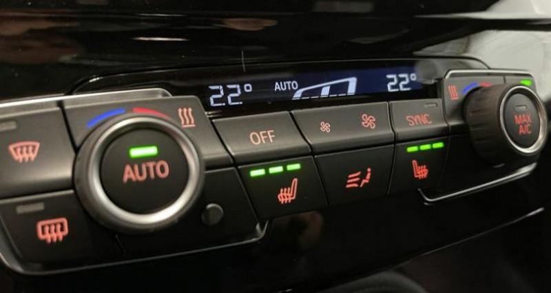 Bmw X2 xDrive25eA 220ch M Sport Euro6d-T Noir occasion à Mantes La Jolie - photo n°6