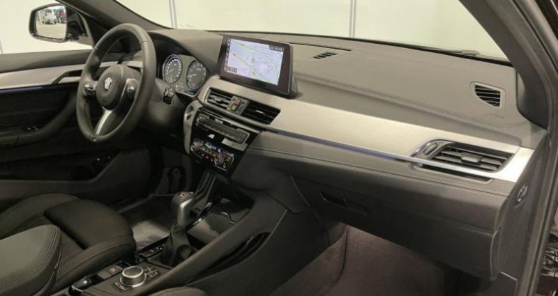 Bmw X2 xDrive25eA 220ch M Sport Euro6d-T Noir occasion à Mantes La Jolie - photo n°5