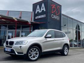 Bmw X3 Gris, garage BS CARS.COM à Castelmaurou