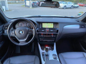 Bmw X3 20D LOUNGE X-DRIVE 190CV Gris occasion à Castelmaurou - photo n°6