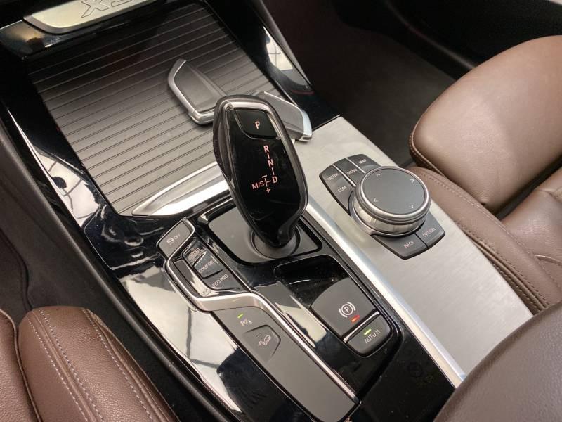 Bmw X3 G01 xDrive20d 190ch BVA8 Luxury Gris occasion à Carcassonne - photo n°15
