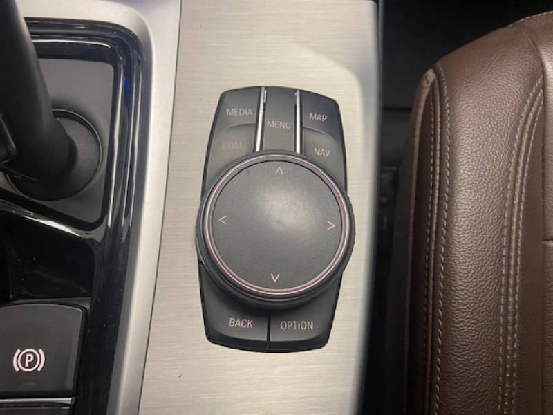 Bmw X3 G01 xDrive30d 265ch BVA8 Luxury Blanc occasion à Carcassonne - photo n°15