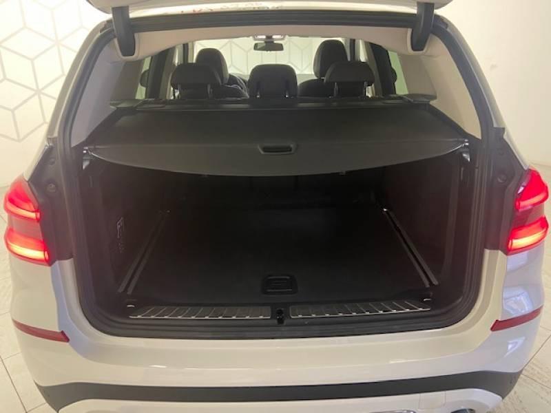 Bmw X3 G01 xDrive30d 265ch BVA8 Luxury Blanc occasion à Carcassonne - photo n°7