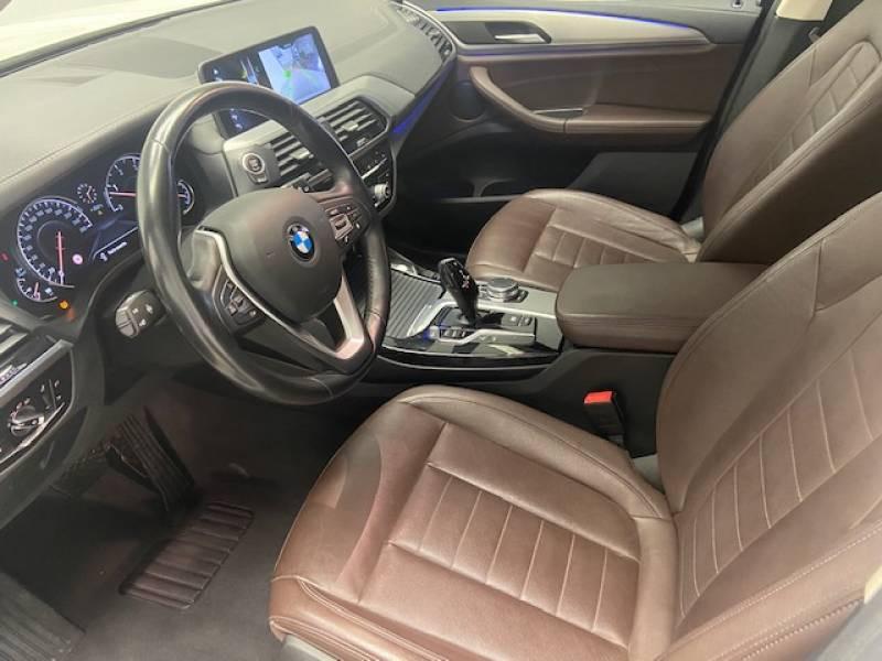 Bmw X3 G01 xDrive30d 265ch BVA8 Luxury Blanc occasion à Carcassonne - photo n°4