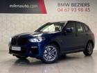 Bmw X3 G01 xDrive30d 265ch BVA8 M Sport Bleu à Béziers 34