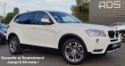 Bmw X3 II (F25) xDrive20dA 184ch Confort Blanc à Diebling 57