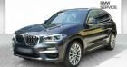 Bmw X3 III (G01) xDrive30iA 252ch Luxury Gris à Boulogne-Billancourt 92