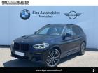 Bmw X3 M40dA 326ch Euro6d-T Noir 2021 - annonce de voiture en vente sur Auto Sélection.com