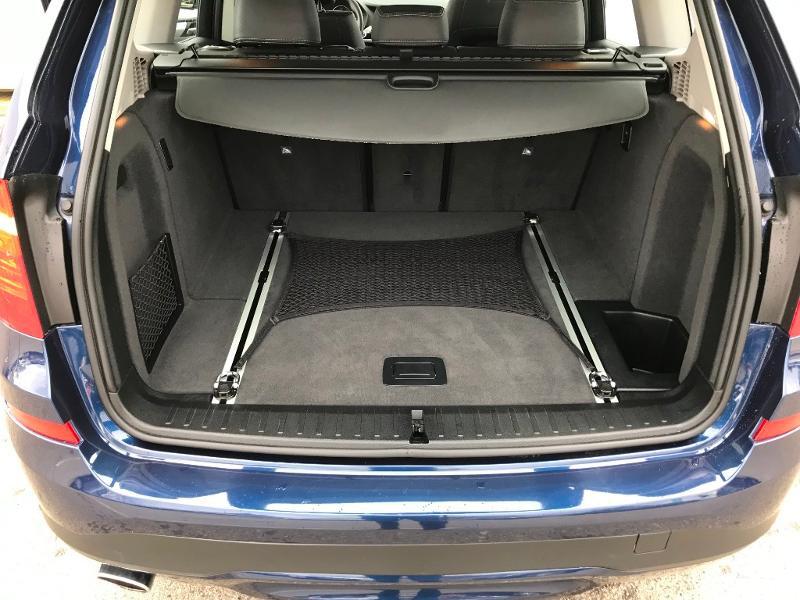 Bmw X3 sDrive18d 150ch Lounge Plus Bleu occasion à Labège - photo n°7
