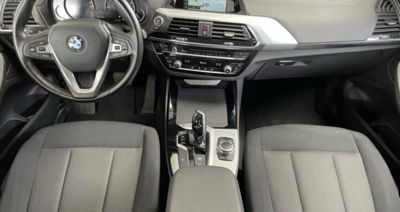 Bmw X3 sDrive18dA 150ch Business Design Euro6c Noir occasion à Forbach - photo n°5