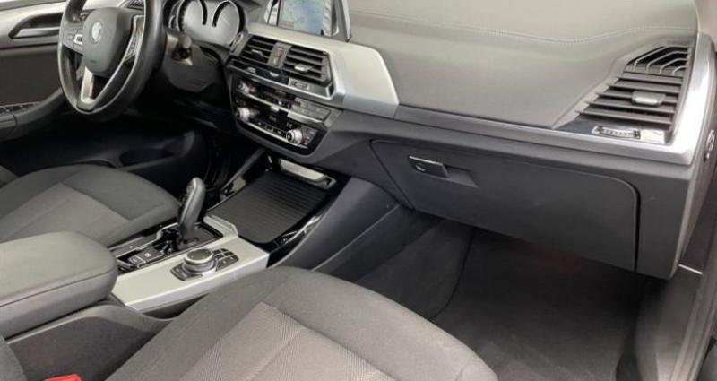 Bmw X3 sDrive18dA 150ch Business Design Euro6c Noir occasion à Forbach - photo n°7