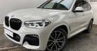 Bmw X3 sDrive18dA 150ch M Sport Blanc à BREST 29