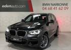 Bmw X3 X3 sDrive18d 150ch BVA8 M Sport 5p Gris à Narbonne 11
