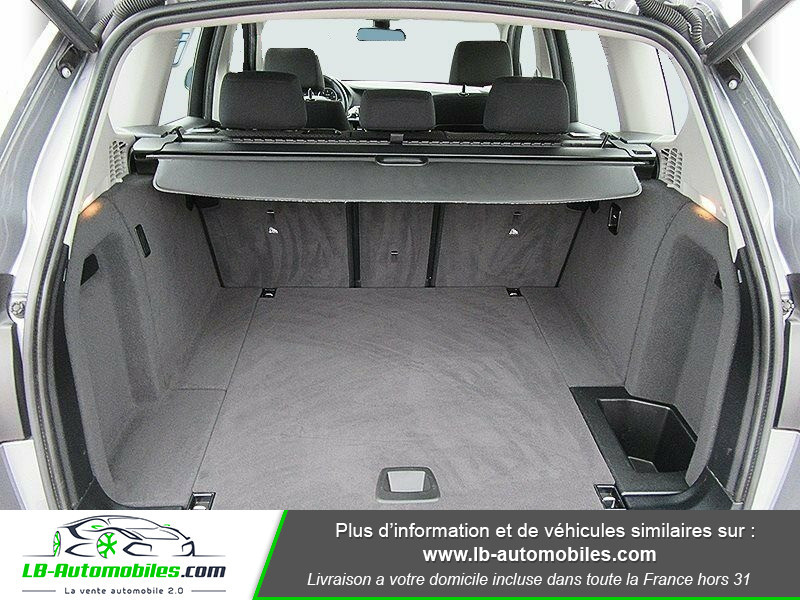 Bmw X3 xDrive 20d 190 ch Gris occasion à Beaupuy - photo n°8