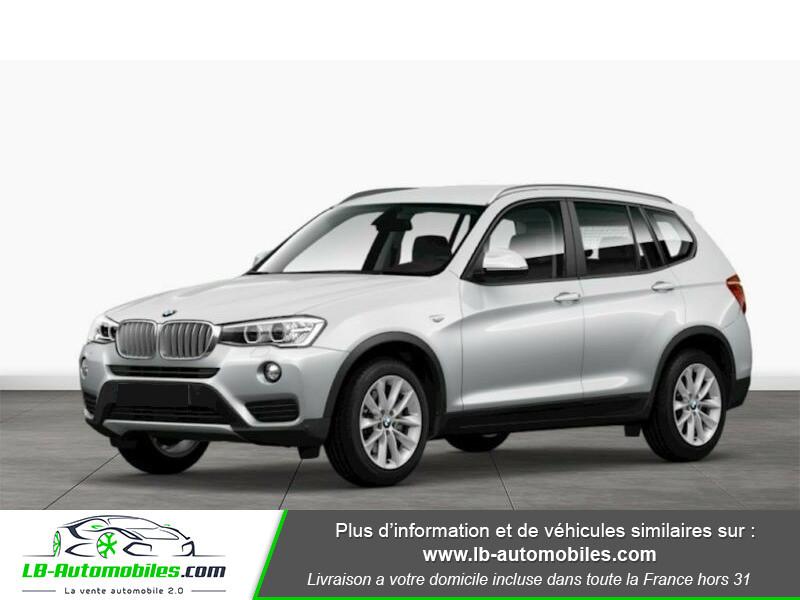 Bmw X3 xDrive 30d 258 ch Argent occasion à Beaupuy