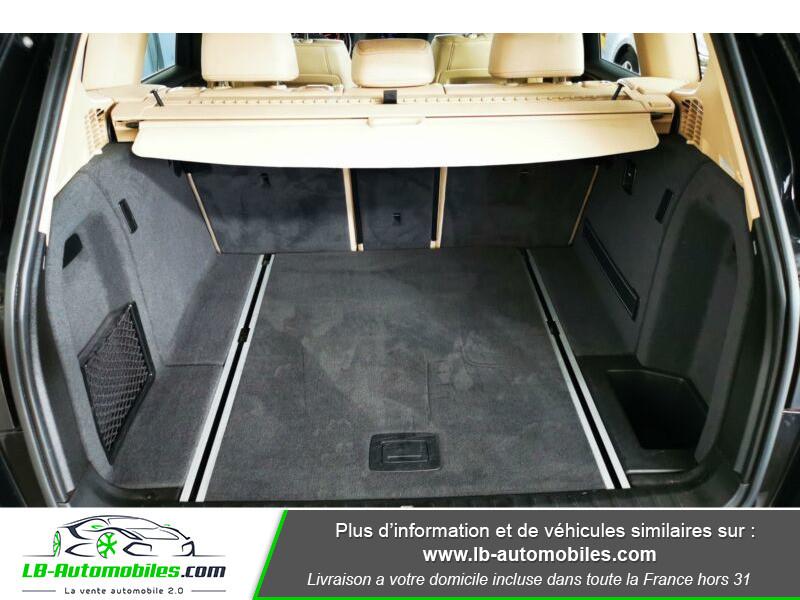 Bmw X3 xDrive 30d 258 ch Noir occasion à Beaupuy - photo n°7