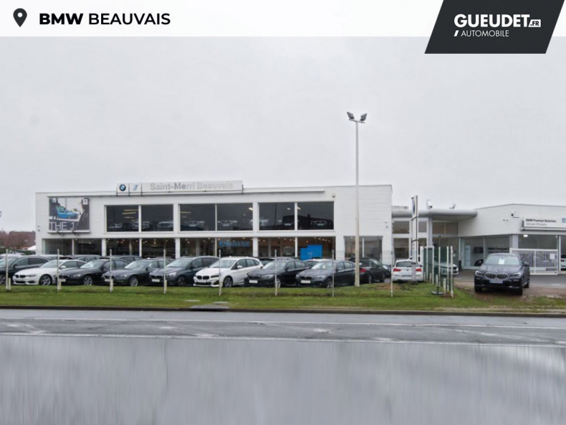 Bmw X3 xDrive20d 190ch Business Noir occasion à Beauvais - photo n°2