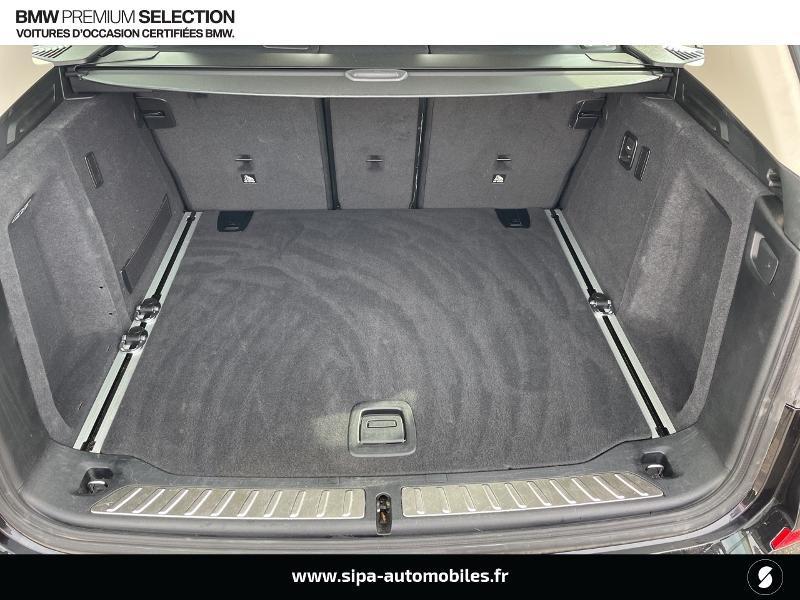 Bmw X3 xDrive20dA 190ch Lounge Euro6c Noir occasion à Montauban - photo n°7