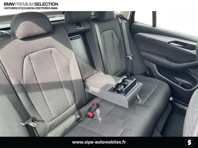 Bmw X3 xDrive20dA 190ch Lounge Euro6c Noir occasion à Montauban - photo n°14