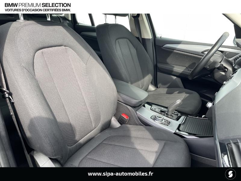 Bmw X3 xDrive20dA 190ch Lounge Euro6c Noir occasion à Montauban - photo n°4