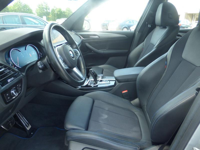 Bmw X3 xDrive20dA 190ch M Sport Euro6c Argent occasion à Laval - photo n°3