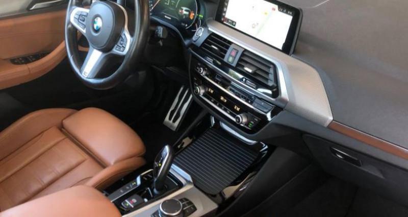 Bmw X3 xDrive20dA 190ch M Sport Noir occasion à METZ - photo n°2