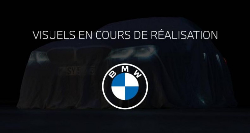 Bmw X3 xDrive20dA 190ch M Sport Noir occasion à METZ
