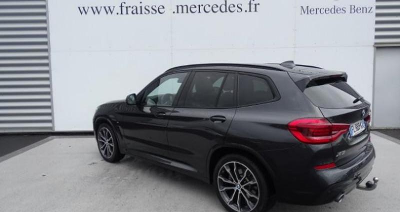 Bmw X3 xDrive20dA 190ch M Sport Noir occasion à Saint-germain-laprade - photo n°5